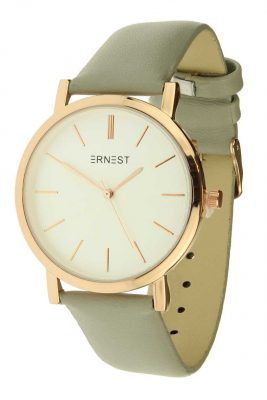 horloge andrea grijs grijze goud musthave pastel kleuren horloges hippe leuke musthave watches online kopen ernest