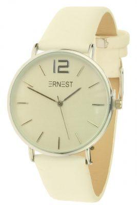 Horloge Cindy Zilver wit witte mooie luxe rvs horloges online musthaves kopen