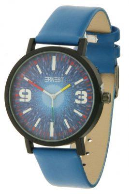 Horloge Plantik blauwe blauwe musthave ernest horloges online goedkope klokjes dames horloges kopen online