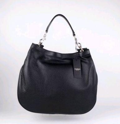 leren-tas-jada-zwart-zwarte-lederen-tas-zilveren-accessoires-ronde-onderkant-musthave-mooie-luxe-tassen-kopen-giuliano-bags