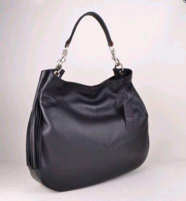 leren-tas-maya-zwart-zwarte-lederen-tas-zilveren-accessoires-kwastje-zijkant-musthave-mooie-luxe-tassen-kopen-giuliano-bags