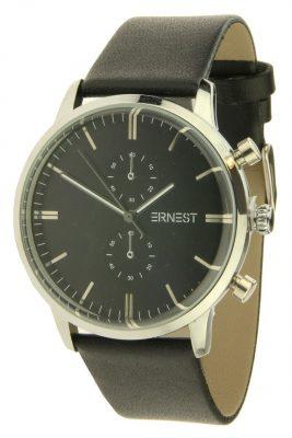 horloge-naud-zwart-zwarte-band-zilveren-zwarte-klokkast-dames-horloges-waterdicht-leer-online-kopen-bestellen-ernest