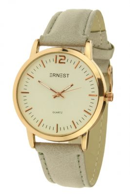 horloge-sylvia-grijs-grijze-band-gouden-klokkast-ernest-zachte-dames-horloges-online-kopen