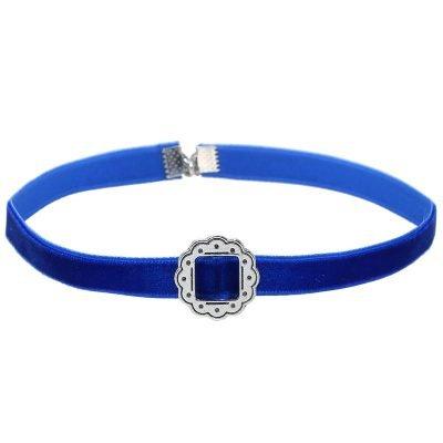 choker-baroque-blauw-blauwe-chokers-zilveren-gesp-musthave-kettingen-sieraden-accessoires-dames