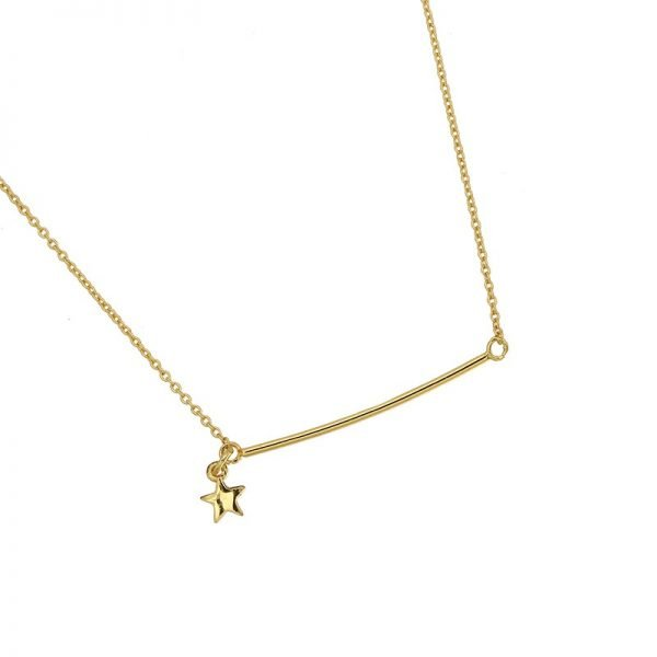 ketting-bar-star-goud-gouden-gold-plated-kleine-fijne-dames-fashion-kettingen-sieraden-accessoires-online-kopen