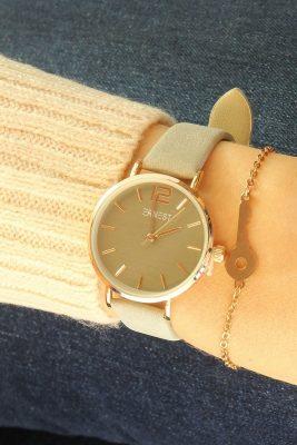 RVS Armband Key rose gouden dunne armband met sleutel bedel musthave roestvrij stalen stainless steel dames armbanden online