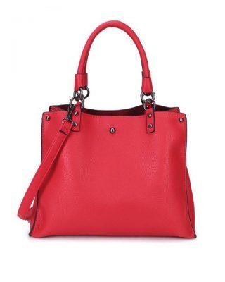 Handtas Classic rood rode musthave dames tassen werk tassen office bags itbags giuliano online bestellen goedkope schoudertas