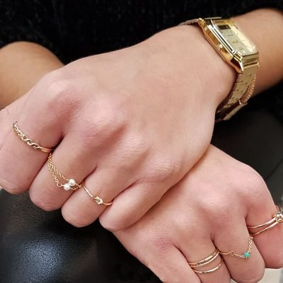 Ring The Three Musketeers gold golden ladies size 16-rings-new