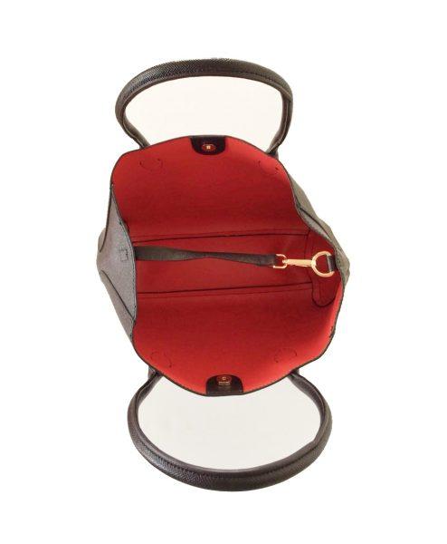 Bag in Bag Tas Elias zwart zwarte dames tassen rode voering binnenkant extra binnen tas fashion kantoor bags it bags fashion musthaves online binnen