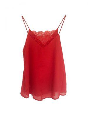 rode kanten top topje hempje hemd truitje sexy