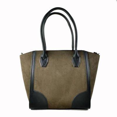 handtas-levi-groene-groen-green-luxe-handtas-kunst-leder-leuke-goedkope-tassen-online-bestellen-kopen-merk-giuliano-achterkant