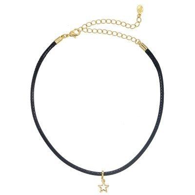 choker-little-star-zwart-zwarte-zilveren-ster-chokers-online-musthave-kettingen-dames-chique-accessoires-details