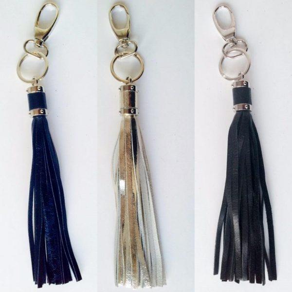leren-sleutelhanger-kwastje-blauw-zwart-gouden-leren-lak-sleutel-hangers-online-bestellen-sinterklaas-suprise-kerst