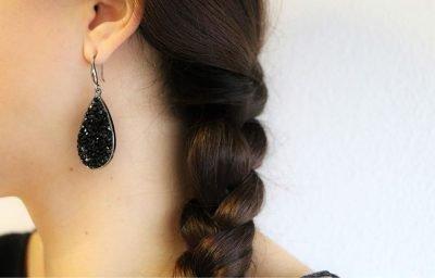 oorbellen-ultimate-glam-zwart-zwarte-zilveren-oorbellen-luxe-druppel-cadeau-fashion-musthave-goedkoop