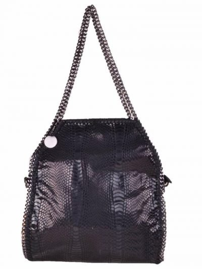 tas-stella-croco-zwart-zwarte-it-bag-look-a-like-online-goedkope-tassen-giulliano-tassen-zilveren-kettingen-kopen