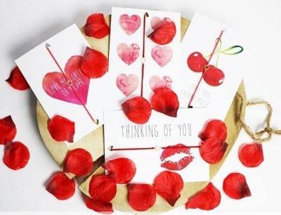 Valentijns kaarten met armband hartje Lucies Amsterdam valentijn cadeau kado online kopen
