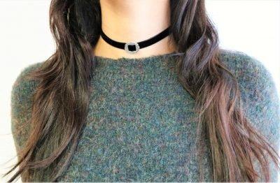 choker-barok-chokers-zwarte-zwart-kettingen-zilveren-gesp-korte-ketting-accessoires-dames
