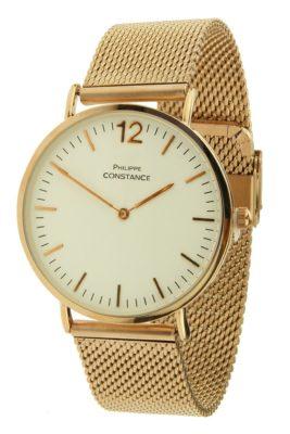 horloge-philippe-wow-rose-gouden-horlogeband-witte-kast-musthave-horloges-online-kopen-bestellen-philippe-constance-rvs-horloges-armbanden