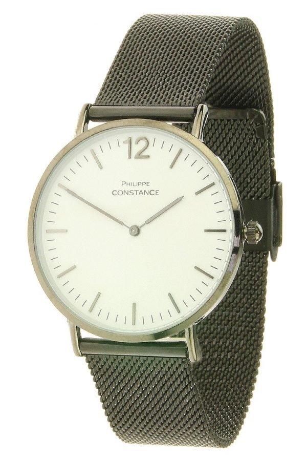 horloge-philippe-wow-zwart-zwarte-horlogeband-witte-kast-musthave-horloges-online-kopen-bestellen-philippe-constance-rvs-horloges-armbanden