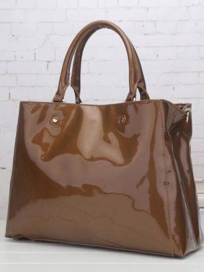tas-lak-brui-bruine-glans-tassen-online-bestellen-giulliano-goedkope-tassen-online-kopen