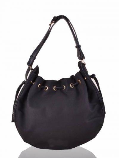 Handtas Round studs zwart zwarte dames tassen goedkoop giuliano mooie leuke it bags online