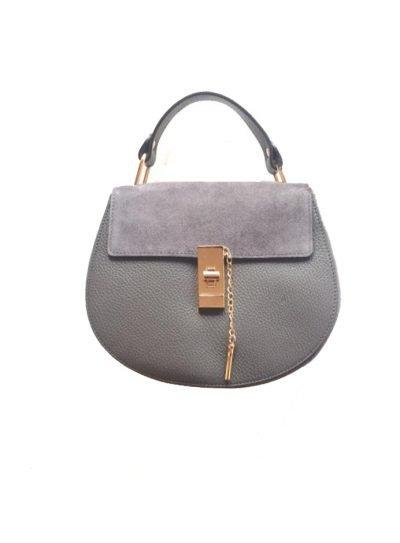 Leren-tas-Chloé-grijs grijze-leger-army-musthave-saddle-bag-leer-suede-musthave-tassen-online-kopen-goedkoop-luxe-it-bags-450x600