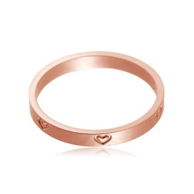 Ring-many-Hearts-rose rosegoud-rvs-ring-met-hartjes-musthave-ringen-sieraden-accessiores-online-kopen-400x400