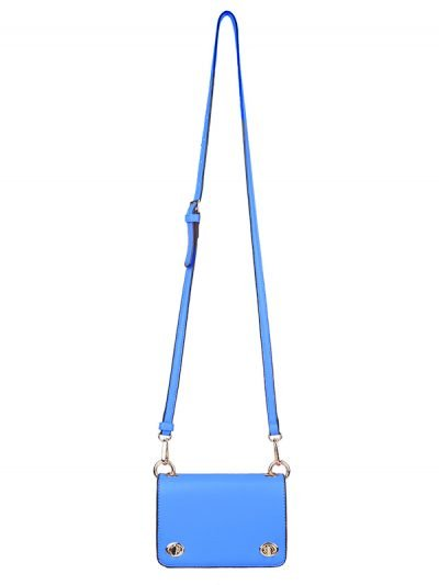 Tasje Fashion Statement kobalt blauw blauwe dames schoudertassen festival tassen musthave tassen online