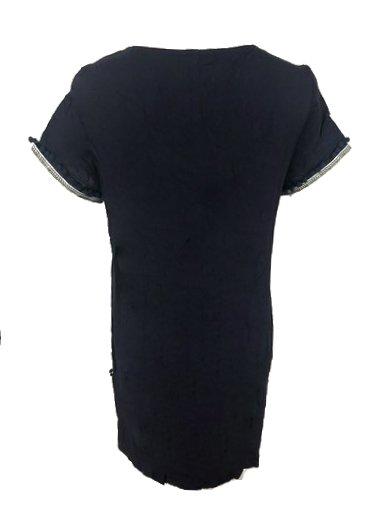 Jurk Ibiza Blue blauwe blauw boho bohemian jurken zomer dames jurken trendy kleding musthave fashion kopen online achter