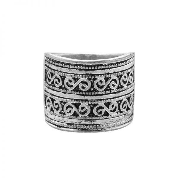 Zilveren Ring Mayas zilver zilveren damesringen -musthave- boho ringen-sieraden-accessiores-online-kopen