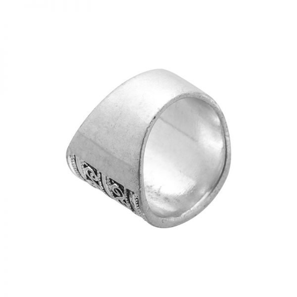 Zilveren Ring Mayas zilver zilveren damesringen -musthave- boho ringen-sieraden-accessiores-online-kopen achter