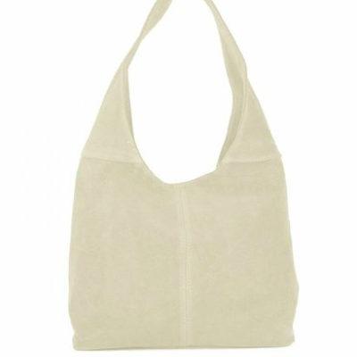 Suede Tas Mille beige creme nude tassen suede goedkope dames tassen itbags online bestellen kopen guiliano