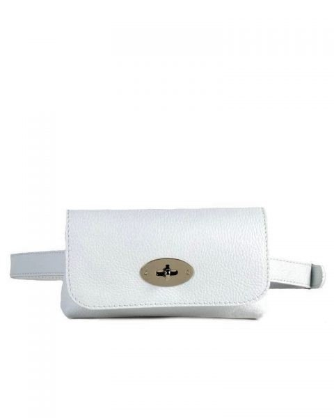 Leren Heuptas Classic wit witte beltbag-belt purse riemtas-heuptasje-met-riem-fashion-festival-musthave-look-a-like-tassen-online-giuliano-achter