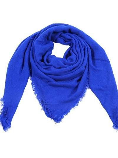 sjaal sweet winter blauw blauwe warme fashion dames sjaals omslagdoeken winter musthaves online bestellen