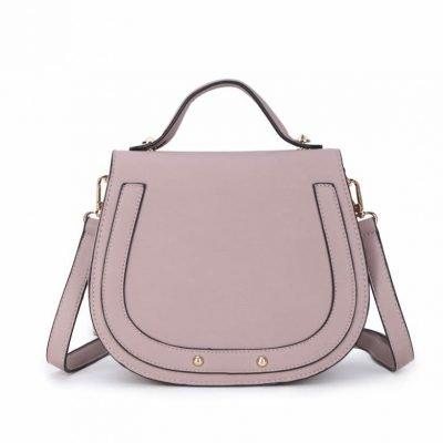 Tas Minnie roze pink dames schoudertassen handtas klein damestassen dames tas tassen itbags musthaves fashion kopen online