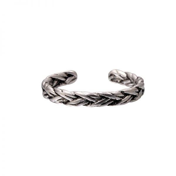 Zilveren-Ring-Curl Braid zilver-dames-ringen-kabels-zilvere-open-achterkant-accessoires-rings-online-kopen-goedkoop-600x600