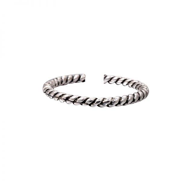 Zilveren-Ring-Tiny Braid-zilver-dames-ringen-kabels-zilvere-open-achterkant-accessoires-rings-online-kopen-goedkoop-600x600