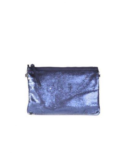 Clutch pailletten blauw clutchtas clutches met blauwe pailletten glitter sparkle it bags kleine tassen online