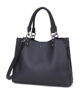 8273a8c4b5d Handtas Classic zwart zwarte musthave dames tassen werk tassen office bags  itbags giuliano online bestellen goedkope