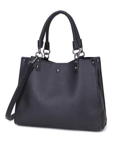 Handtas Classic zwart zwarte musthave dames tassen werk tassen office bags itbags giuliano online bestellen goedkope schoudertas vrouw