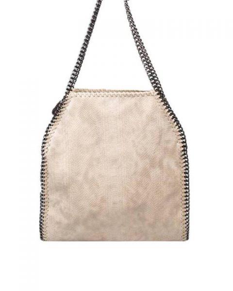 tas-Croco-Stella-Chains- khaki beige kaki croco-kroko-print-tas-kettingen-musthave-it-bag-look a like-tas-met-kettingen-online-kopen-goedkoop-cheap