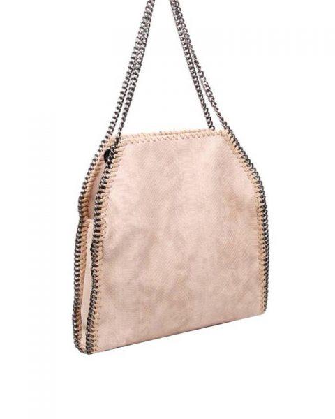tas-Croco-Stella-Chains- roze pink croco-kroko-print-tas-kettingen-musthave-it-bag-look a like-tas-met-kettingen-online-kopen-goedkoop-cheap