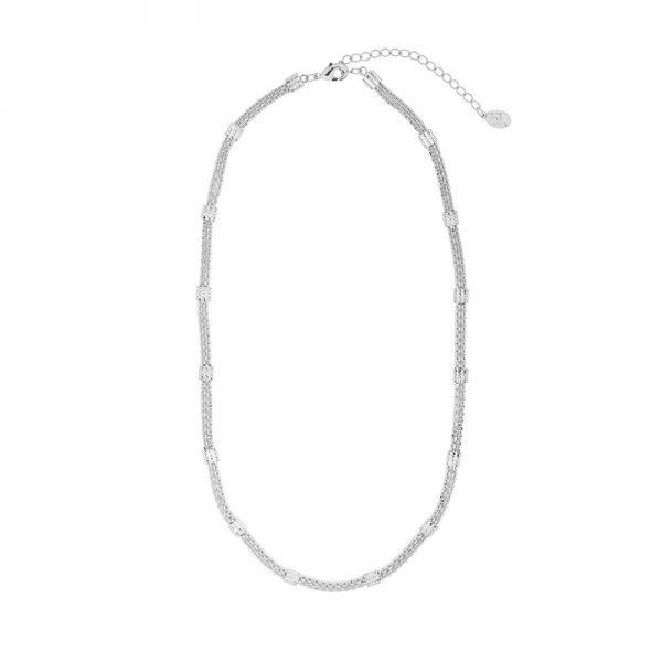 Ketting Connect chain zilver zilveren dikke dames kettingen schakels musthave fashion necklages online kopen