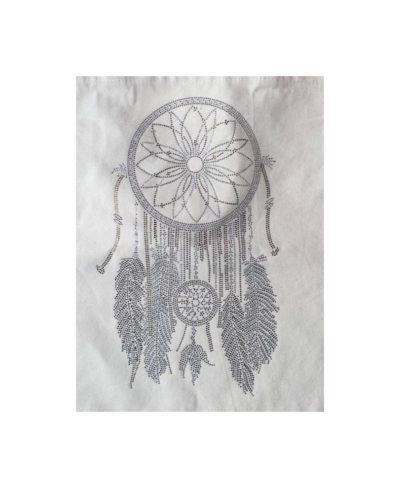 Canvas-Shopper-Dreamcatcher-off-wit-witte-canvas-tassen-shoppers-tas-met-dromenvanger-print-strass-summer-big-bags-online-ladies-online-e1521922654958