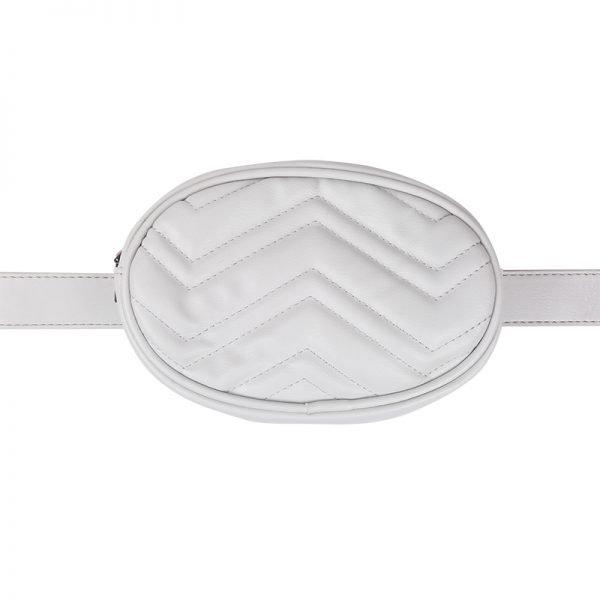 Heuptas-Stylisch-grijs grijze ovale -beltbag-riemtas-heuptasje-met-riem-fashion-festival-musthave-look-a-like-tassen-online-achter--
