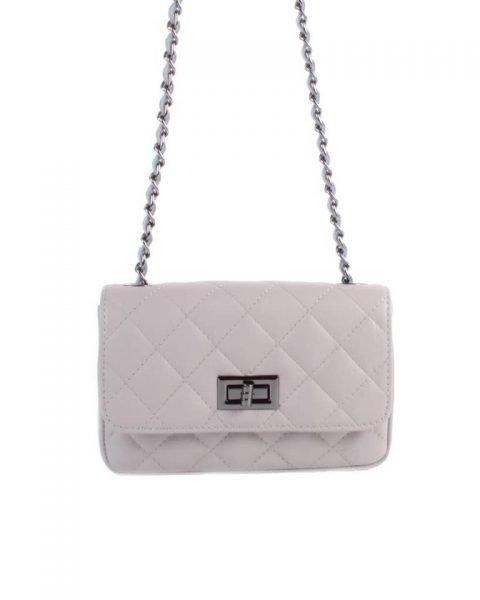 Leren-tas-coco-klein-grijs grijze-designer-inspired-2.55-musthave-lederen-dames-tassen-kettingen-online-kopen