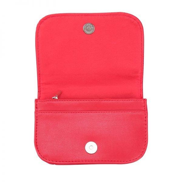 Riem Tas Festival Must rood rode vierkante met flap heuptas-beltbag-riemtas-heuptasje-met-riem-fashion-festival-musthave-look-a-like-tassen-online-bags fannypack kopen