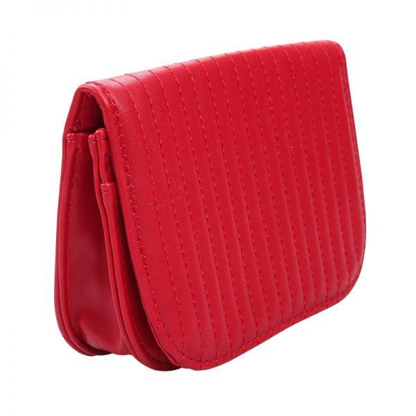 Riem Tas Festival Must rood rode vierkante met flap heuptas-beltbag-riemtas-heuptasje-met-riem-fashion-festival-musthave-look-a-like-tassen-online-bags fannypack kopen zijkant