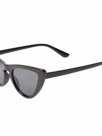 Zonnebril Cat Eye 50s zwart zwarte bril zwarte glazen montuur hippe fashion bril glasses keburia fashion brillen 2018 2019 shop online goedkoop bestellen nu