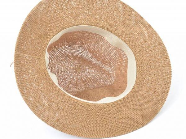 Boho Hoed Bull bruin bruine dames hoeden met longhorn bedel bolletjes veters riem stro gevlochten musthaves online kopen ibiza deuk